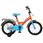 """Велосипед 16"""" Altair KIDS 2019, цвет оранжевый"""
