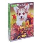 Макси-пазл «Забавный щенок», 15 элементов