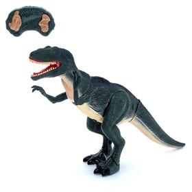 """Животное радиоуправляемое """"Динозавр"""", световые и звуковые эффекты ,в пакете"""