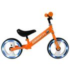 """Беговел GRAFFITI 10"""", колеса световые, оранжевый"""