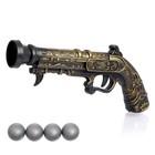 """Пистолет """"Пиратский мушкет"""", стреляет шариками,в пакете"""