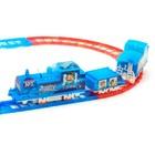 """Железная дорога """"Волшебный поезд"""", работает от батареек,в ПАКЕТЕ"""
