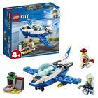 Конструктор Lego «Город Воздушная полиция: Патрульный самолёт»