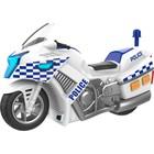 Игрушка Teamsterz «Полицейский мотоцикл», со световым и звуковым эффектом