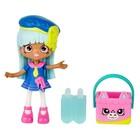 Игровой набор с куклой Shoppie «Попси Блю»