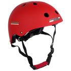 Шлем защитный, детский FERRARI р. М (56-58 см), цвет красный