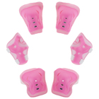 Защита роликовая OT-2020H р. S, цвет розовый