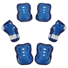 Защита роликовая OT-2020H р. М, цвет синий