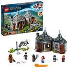 Конструктор Lego «Гарри Поттер Хижина Хагрида: спасение Клювокрыла», 496 деталей