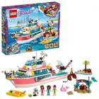 Конструктор Lego «Катер для спасательных операций», 908 деталей