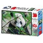 3D Пазл «Большая панда», 500 элементов