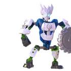Конструктор-робот «Воин Льда», 20 деталей, в пакете