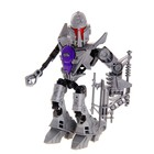 Конструктор-робот «Монстр Magnito», 17 деталей, в пакете