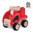 Деревянная игрушка Miniworld «Пожарная машина»