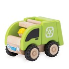 Деревянная игрушка Miniworld «Грузовичок»