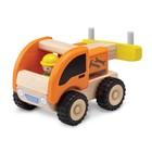 Деревянная игрушка Miniworld «Эвакуатор»