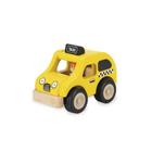 Деревянная игрушка Miniworld «Такси»