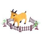 Животное «Коза», с аксессуарами, МИКС