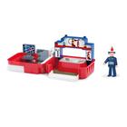 Игровой набор «Пожарная станция», с аксессуарами и фигуркой пожарного