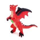 Дракон «Красный дракон», большой, звуковые эффекты