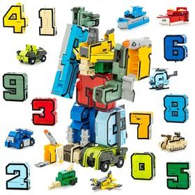 Робот-трансформер «Тройка»