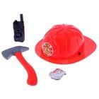 Набор пожарного «Герой»