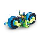 Игрушка «Мотоцикл», с фигуркой Лео