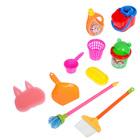 Игровой набор «Маленький уборщик» с аксессеуарами, в пакете