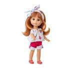 Кукла виниловая BERJUAN Luci Vestido Estrellas, 22см