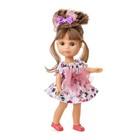 Кукла виниловая BERJUAN Luci Mono Lazo, 22см