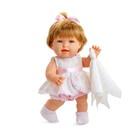 Кукла виниловая BERJUAN Andrea, 38см