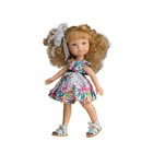 Кукла виниловая BERJUAN Fashion Girl Rubia, 35см