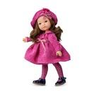 Кукла виниловая BERJUAN Fashion Girl Morena, 35см