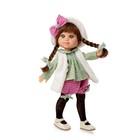 Кукла виниловая BERJUAN My Girl Trenzas, 35см