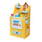 Игрушки из картона Krooom «Кухня шеф-повара Шафрана», 3+ лет