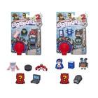 Игровой набор Transformers «Ботботс», 5 трансформеров, МИКС