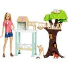Игровой набор Barbie «Спасатель животных»