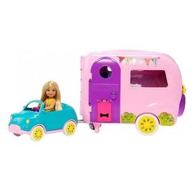 Игровой набор Barbie «Фургон Челси»
