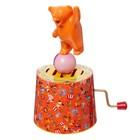 Музыкальная игрушка «Шарманка. Цирк», цвета МИКС