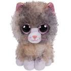 Мягкая игрушка «Кучерявый кот Scrappy», 15 см