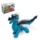 Динозавр «Дракон», работает от батареек, световые и звуковые эффекты