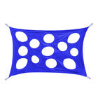 """Развлекательная игра """"Сыр-паутинка"""", размер 100 × 150 см, цвет васильковый"""
