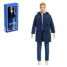 Кукла «Эдвард» в одежде, МИКС