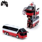 """Робот-трансформер радиоуправляемый """"Автобус"""", с аккумуляитором, в ПАКЕТЕ"""