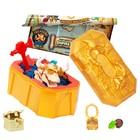 """Игровой набор Treasure X """"Золото Королей"""", с большим мистическим зверем и сокровищем"""