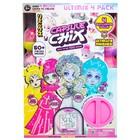 Игровой мега-набор Capsule Chix, с четырьмя куклами