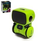 Робот интерактивный «Милый робот», световые и звуковые эффекты, цвета МИКС