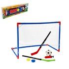Набор для игры в футбол/хоккей «Штрафной удар»