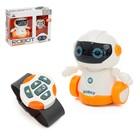 Робот радиоуправляемый «Глазастик», световые и звуковые эффекты, работает от батареек