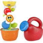 Игрушка для ванной Chicco «Лейка с цветком», от 12 месяцев